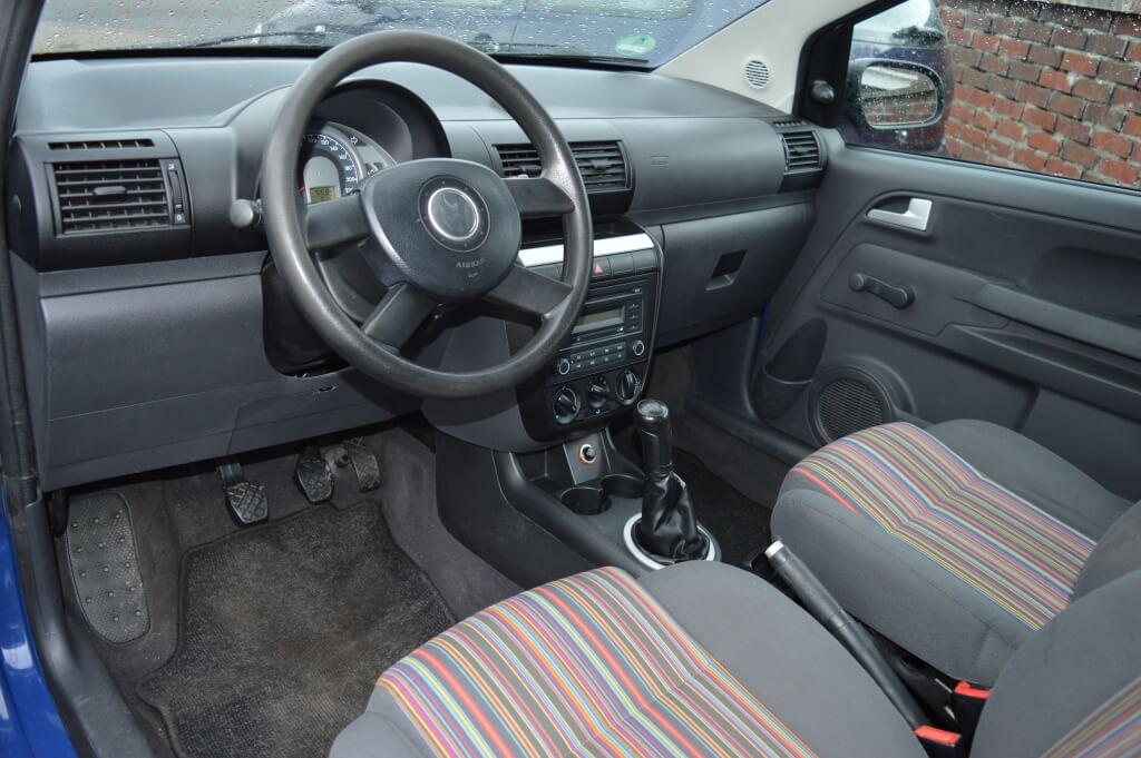 VW Fox 1