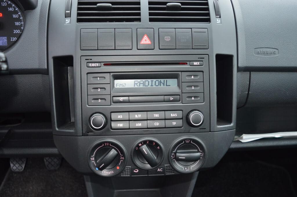 VW Polo Goal 4