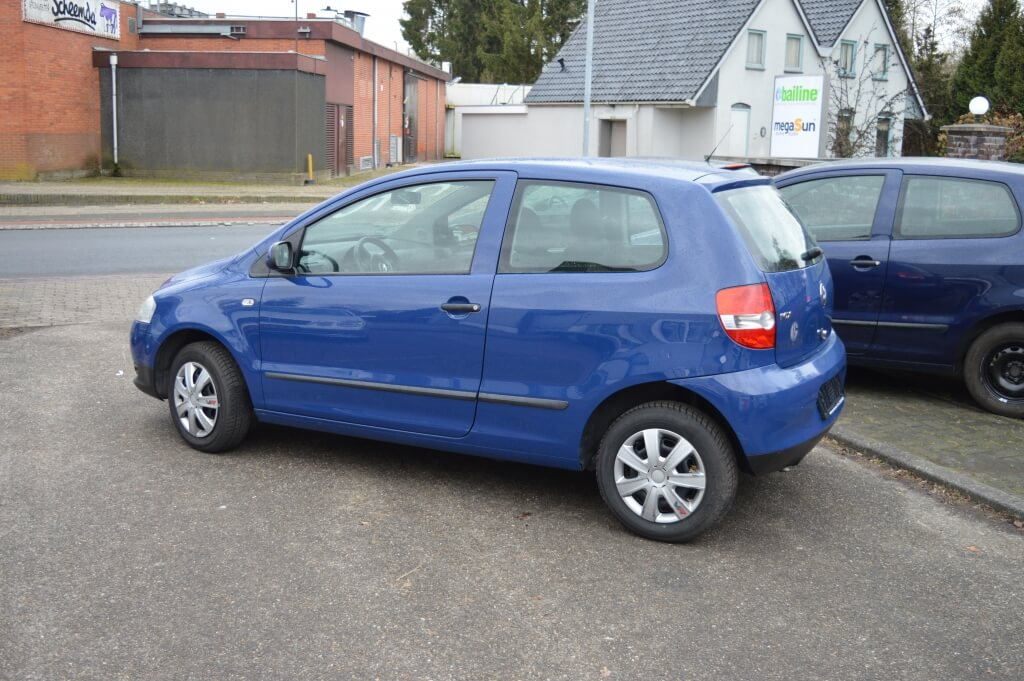 VW Fox 4