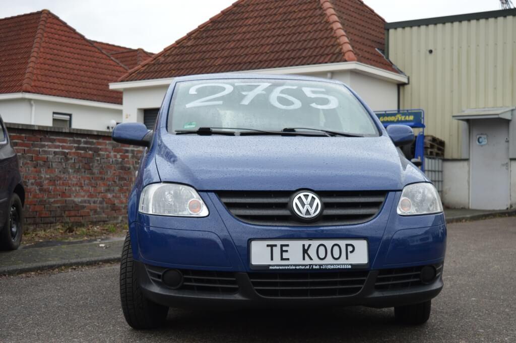VW Fox 7