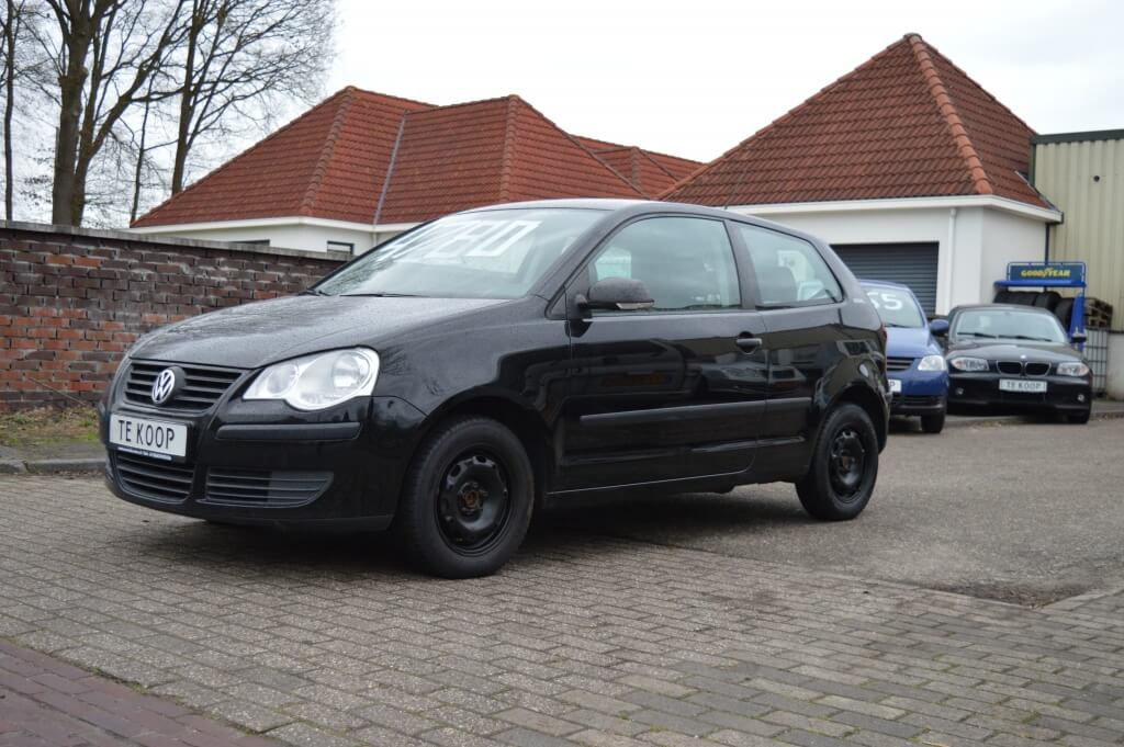 VW Polo Goal 5